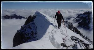 stage autonomie avec guide haute montagne nicolas gros ecrins