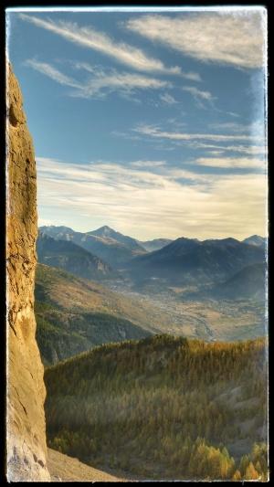 guide haute montagne a briançon grande voie tenailles de monbrison
